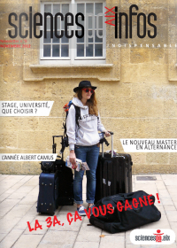 Sciences Po Aix Info n°8 – Novembre 2012