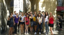 Welcome programme – étudiants internationaux 2015/2016
